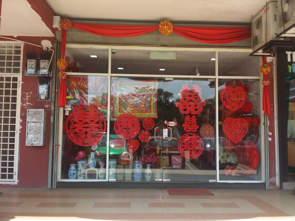 Traditional Chinese Wedding Items In Kl Loh Tim Kee Visit Malaysia