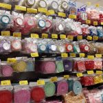 Mydin ribbons selection