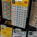 Sticker books sold at Mr DIY