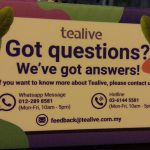 Tealive Customer Service