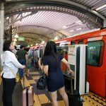 KL Monorail services to KL Sentral and Bukit Bintang