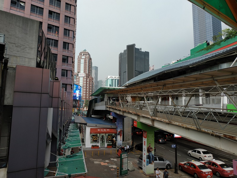 Sungai Wang Bukit Bintang monorail station