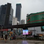 Bukit Bintang shopping area