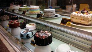 Cake Sense cakes