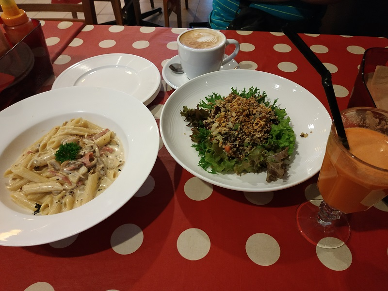 Carpenter's Daughter Artisan Cafe in USJ Taipan Subang Jaya