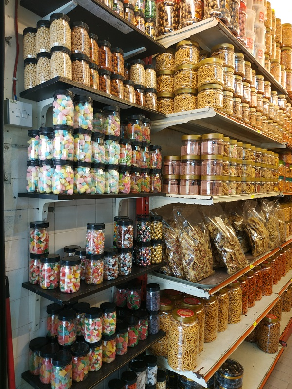 Deepavali cookies in PJ Old Town