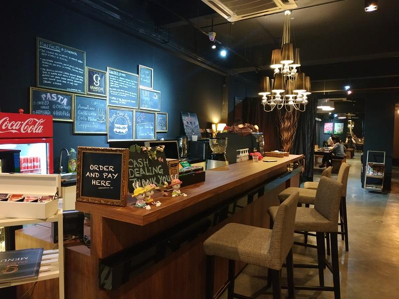 Grandeur Gallery Cafe Kota Kemuning Shah Alam