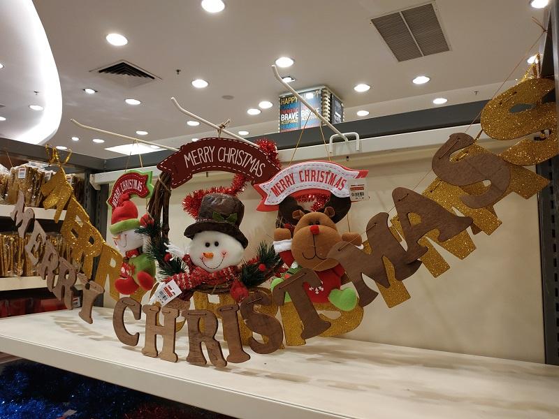 Kaison Christmas Decos