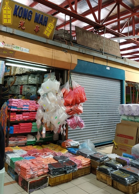 Kong Wah Plastic supplier in PJ
