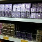 Mini steel boxes sold at Mydin