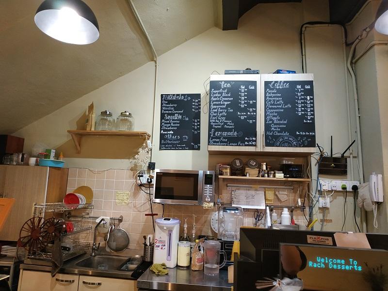 Rach Cafe USJ