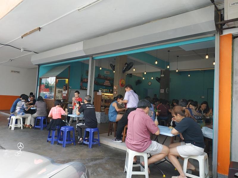 Kwong Wah ice kacang section 17 PJ