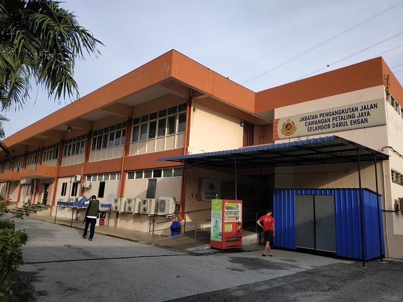 JPJ office in PJ State