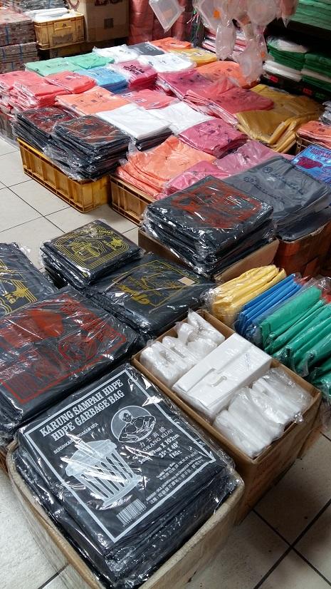 Kong Wah Plastic Bags