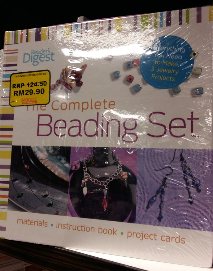 BookXcess Beading kit