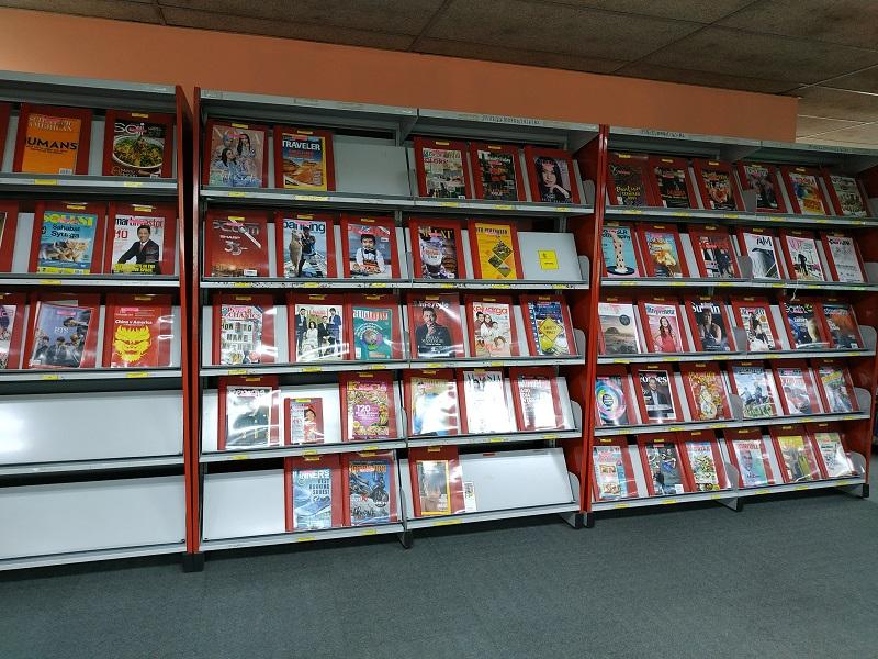 MBPJ library Petaling Jaya