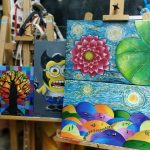 Art classes for children and adults in Petaling Jaya