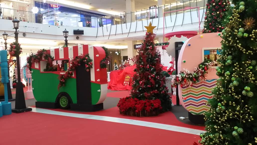 Christmas Deco 3 Damansara, Petaling Jaya