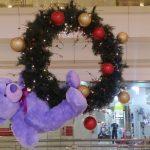 Christmas Decorations at The Curve, Mutiara Damansara